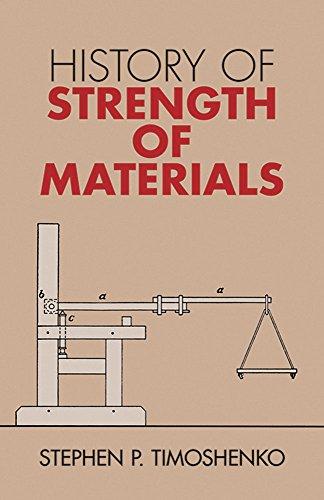 History of Strength of Materials: Stephen P. Timoshenko
