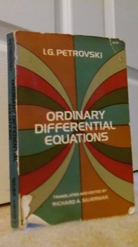 9780486612683: Ordinary Differential Equations