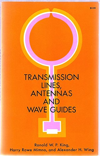 9780486613437: Transmission Lines, Antennas and Waveguides