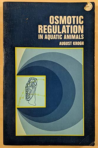 Osmotic Regulation in Aquatic Animals: August Krogh