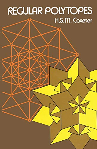 9780486614809: Regular Polytopes (Dover Books on Mathematics)