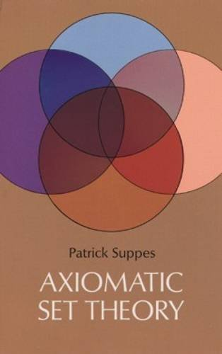 9780486616308: Axiomatic Set Theory (Dover Books on Mathematics)