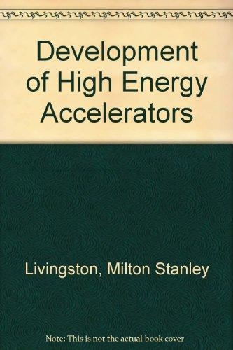 9780486616629: Development of High Energy Accelerators