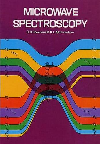 9780486617985: Microwave Spectroscopy (Dover Books on Physics)