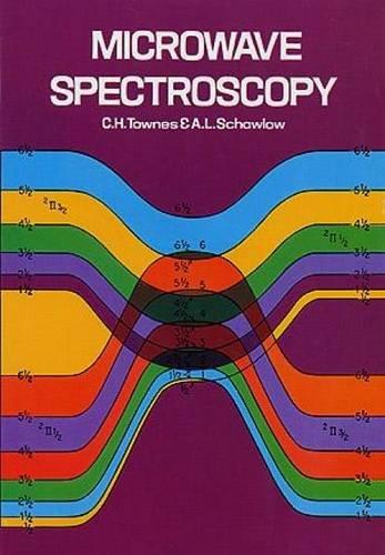 9780486617985: Microwave Spectroscopy (Dover Books on Physics)