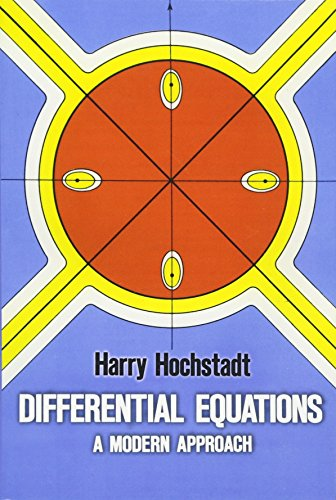 9780486619415: Differential Equations: A Modern Approach