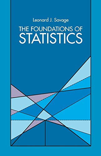 9780486623498: The Foundations of Statistics (Dover Books on Mathematics)