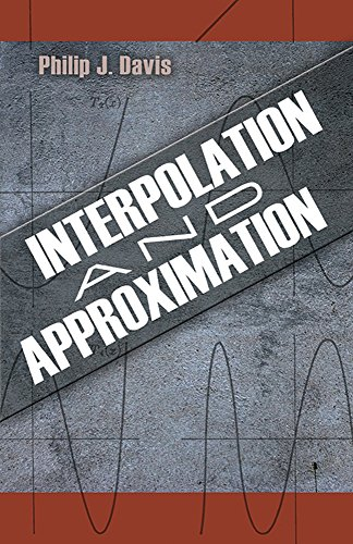 9780486624952: Interpolation and Approximation (Dover Books on Mathematics)