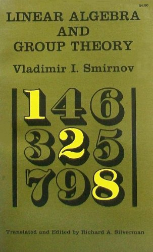 9780486626246: Linear Algebra and Group Theory