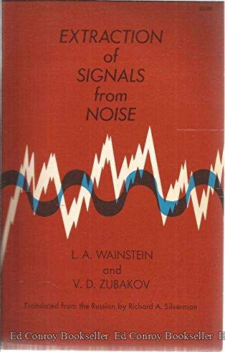 Extraction of signals from noise: Vai?nshtei?n, L. A