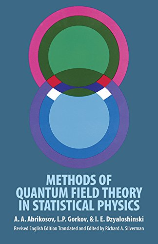 9780486632285: Methods of Quantum Field Theory in Statistical Physics (Dover Books on Physics)