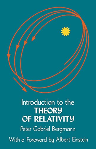 9780486632827: Introduction to the Theory of Relativity (Dover Books on Physics)