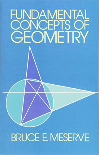 9780486634159: Fundamental Concepts of Geometry (Dover Books on Mathematics)