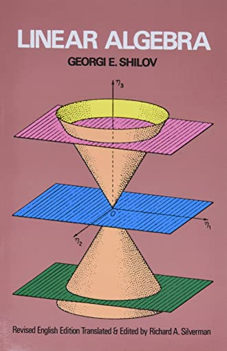 9780486635187: Linear Algebra (Dover Books on Mathematics)