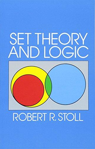 9780486638294: Set Theory and Logic (Dover Books on Mathematics)