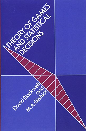 9780486638317: Theory of Games and Statistical Decisions (Dover Books on Mathematics)
