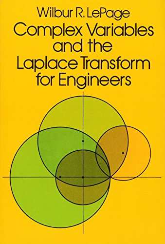 9780486639260: Complex Variables and the Laplace Transform for Engineers (Dover Books on Electrical Engineering)