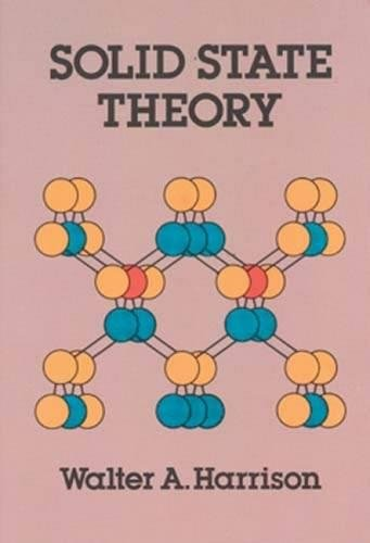 9780486639482: Solid State Theory (Dover Books on Physics)
