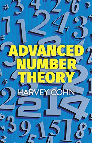 Advanced Number Theory (Dover Books on Mathematics): Harvey Cohn
