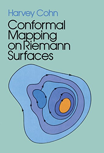 Conformal Mapping on Riemann Surfaces (Dover Books: Harvey Cohn