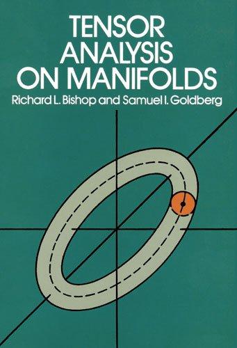 9780486640396: Tensor Analysis on Manifolds