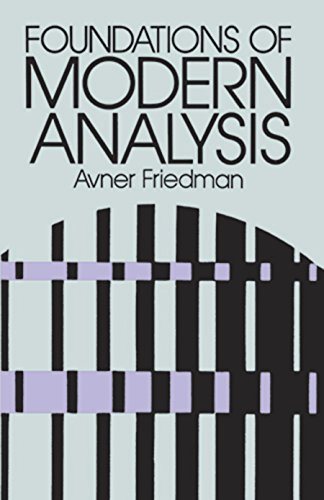 9780486640624: Foundations of Modern Analysis (Dover Books on Mathematics)