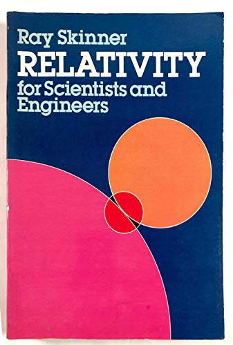 9780486642154: Relativity for Scientists and Engineers