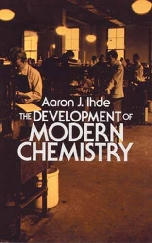 9780486642352: The Development of Modern Chemistry (Dover Books on Chemistry)