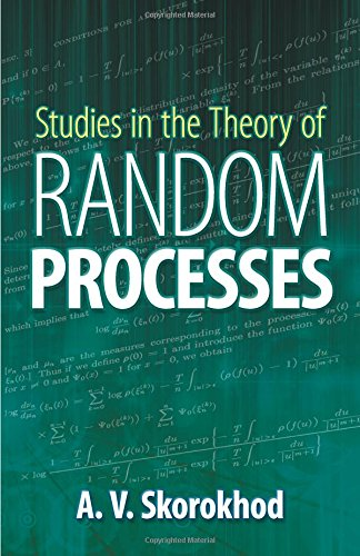 9780486642406: Studies in the Theory of Random Processes (Dover Books on Mathematics)