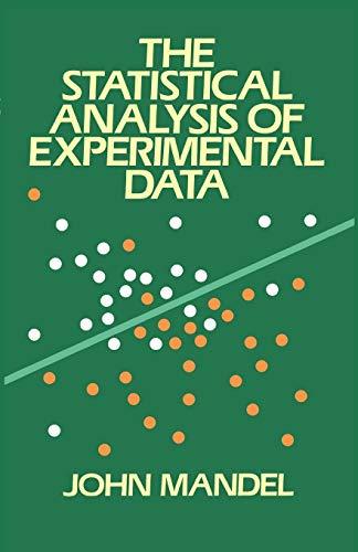 9780486646664: The Statistical Analysis of Experimental Data (Dover Books on Mathematics)