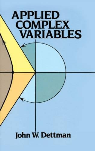 9780486646701: Applied Complex Variable (Dover Books on Mathematics)