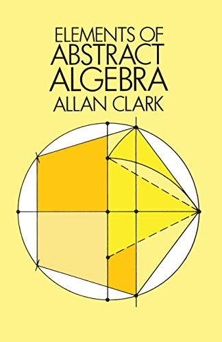 9780486647258: Elements of Abstract Algebra (Dover Books on Mathematics)