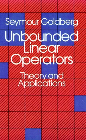 9780486648309: Unbounded Linear Operators: Theory and Applications