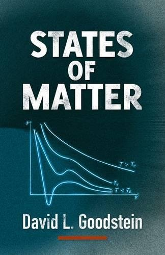 9780486649276: States of Matter (Dover Books on Physics)