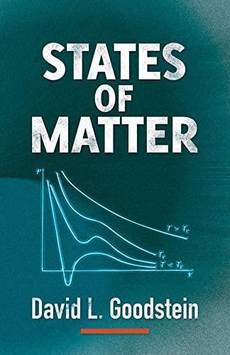 9780486649276: States of Matter (Dover Books on Physics)