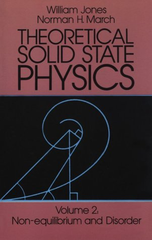 9780486650166: Theoretical Solid State Physics, Vol. 2: Non-Equilibrium and Disorder (Non-Equilibrium & Disorder)