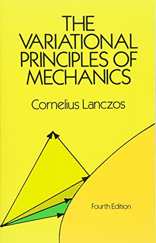 9780486650678: The Variational Principles of Mechanics (Dover Books on Physics)