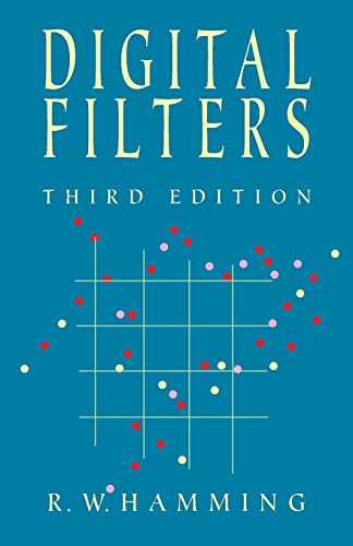 9780486650883: Digital Filters (Dover Civil and Mechanical Engineering)