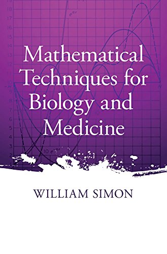 9780486652474: Mathematical Techniques for Biology and Medicine (Dover Books on Biology)