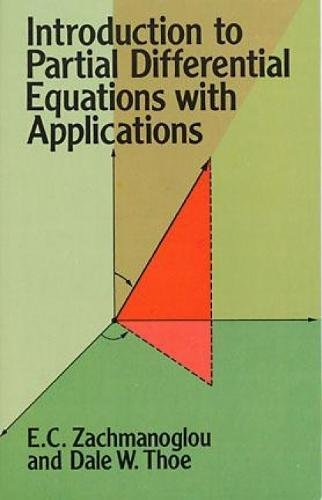 9780486652511: Introduction to Partial Differential Equations with Applications (Dover Books on Mathematics)