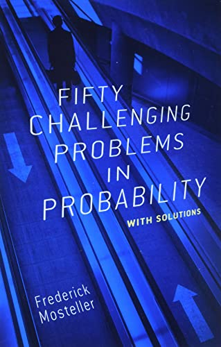 9780486653556: Fifty Challenging Problems in Probability with Solutions (Dover Books on Mathematics)