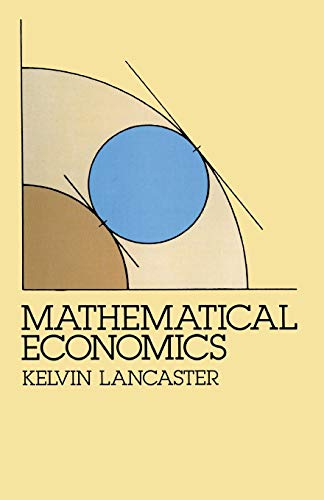 9780486653914: Mathematical Economics (Dover Books on Computer Science)