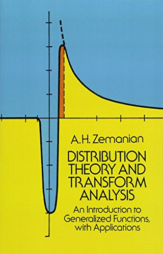 9780486654799: Distribution Theory and Transform Analysis: An Introduction to Generalized Functions, with Applications (Dover Books on Mathematics)
