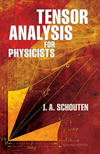 9780486655826: Tensor Analysis for Physicists, Second Edition (Dover Books on Physics)
