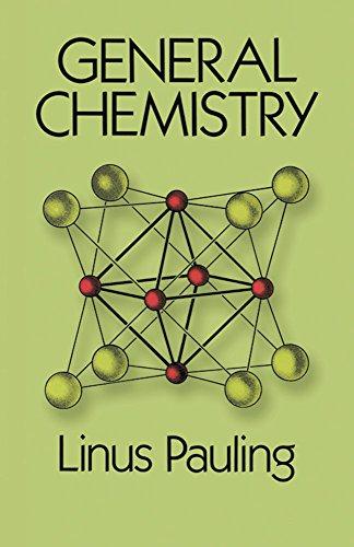 9780486656229: General Chemistry (Dover Books on Chemistry)