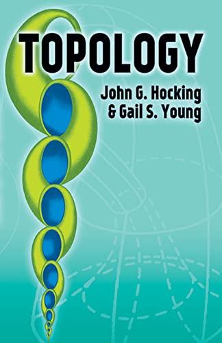 9780486656762: Topology (Dover Books on Mathematics)
