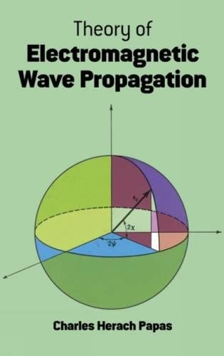 9780486656786: Theory of Electromagnetic Wave Propagation (Dover Books on Physics)