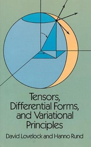9780486658407: Tensors, Differential Forms and Variational Principles (Dover Books on Mathematics)
