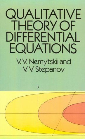 9780486659541: Qualitative Theory of Differential Equations (Dover Books on Mathematics)