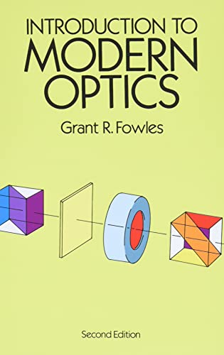 9780486659572: Introduction to Modern Optics (Dover Books on Physics)
